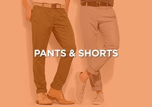 Up to 80% Off: Pants & Shorts