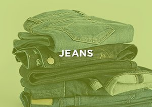 Up to 80% Off: Jeans