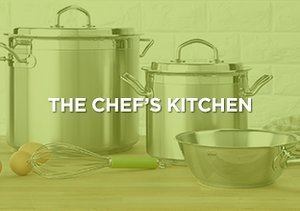 Up to 80% Off: The Chef's Kitchen