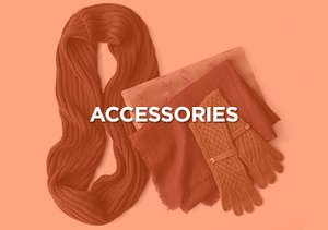 Up to 80% Off: Accessories