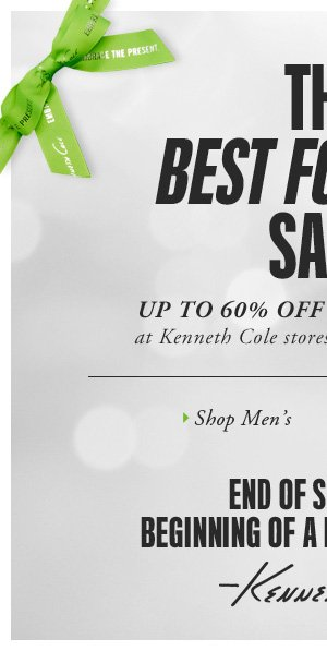 THE BEST FOR LAST SALE. Up to 60% Off Select Styles // SHOP MEN'S
