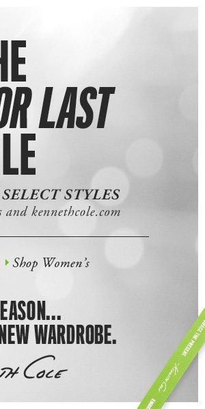 THE BEST FOR LAST SALE // SHOP WOMEN'S