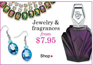 Jewelry and Fragrance