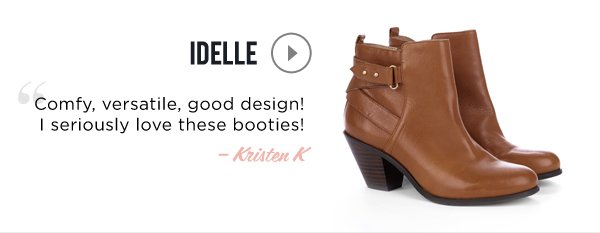 Our Most-Loved Styles: Idelle