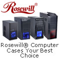 Rosewill Computer Cases Your Best Choice.