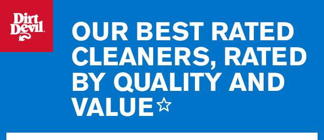 Our best rated cleaners