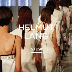 Helmut Langs Fashion Week in Numbers