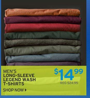 Shop Men's Legend Wash T-Shirts