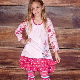 On the Bright Side: Girls' Apparel