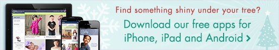 Download our free apps!