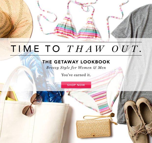The Getaway Lookbook: Breezy Style for Women & Men