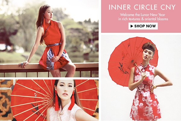 Inner Circle for CNY