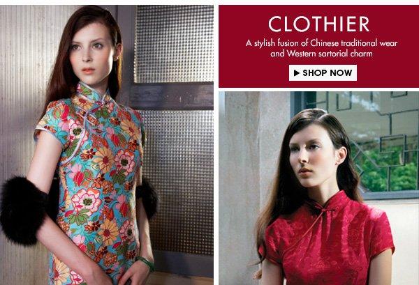 Clothier for CNY