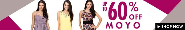 Up to 60% off Moyo