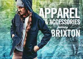 Shop Brixton: New Apparel & More
