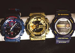 Shop New G-Shock Watches from $89