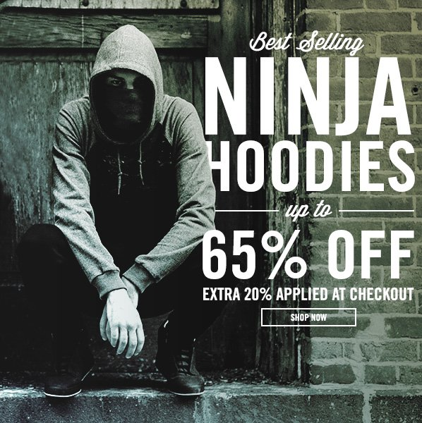 Shop Best-Selling Ninjas up to 65% Off
