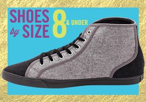 Shop Shoes By Size: 8 & Under