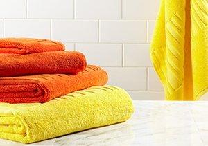 A Clean Bath: Towels, Rugs & More