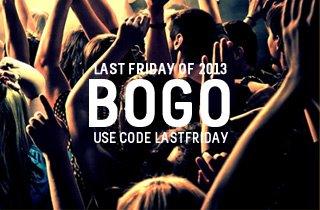 Last Friday Of 2013