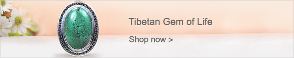Tibetan Gem of Life