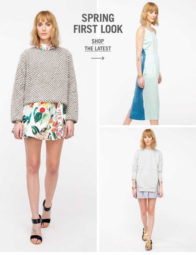 Spring First Look