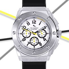 Chronograph Watches Sale by Adee Kaye, Montres de Luxe Milano & more