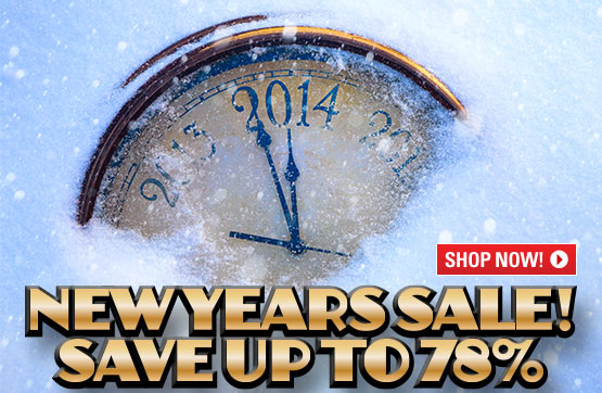 New Year's Sale - Health & Wellness! Save Up To 78%!