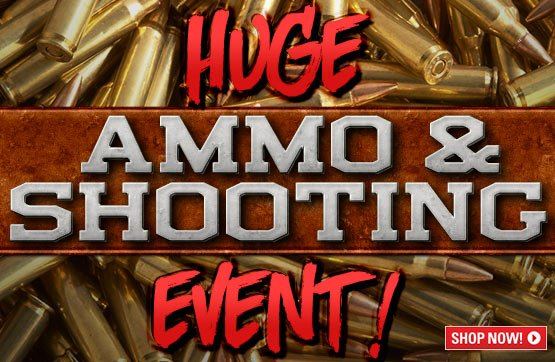 Sportsman's Guide's Huge Ammo & Shooting Event!
