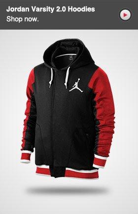 Jordan Varsity 2.0 Hoody