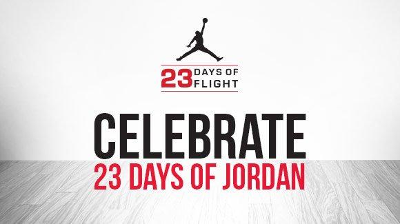 23 Days of Flight