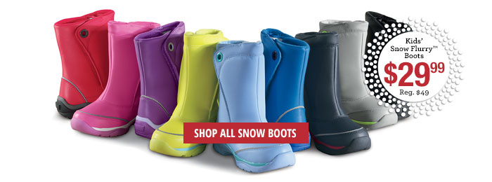 Shop All Snowboots
