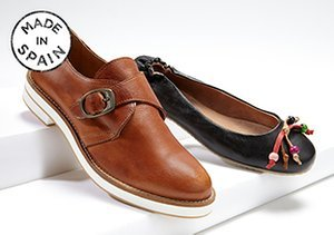 Up to 80% Off: Made in Spain Shoes