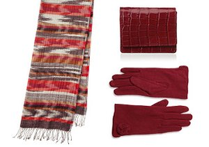 Pop of Color: Red Accessories