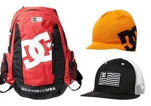 For the Boys: Backpacks & Hats