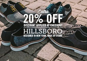 Shop Extra 20% Off: Hillsboro Collection