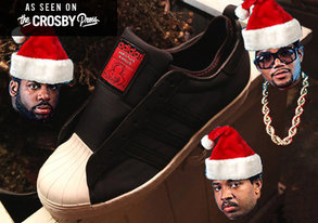 Shop Ho-Ho-Holy Sh*t: Run DMC's Epic Christmas Carol Is Now A Sneaker