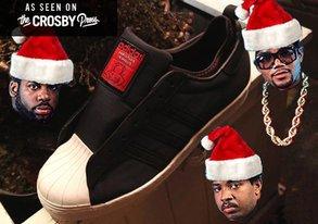 Shop Ho-Ho-Holy Sh*t: Run DMC's Epic Christmas Carol Is Now A Sneaker