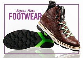 Shop Buyers' Picks: Footwear Frenzy