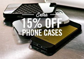 Shop Phone Cases 15% OFF