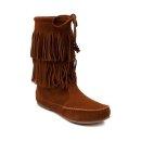 Womens Minnetonka Delaney Boot