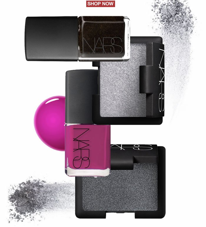 Revel in color with decadent drama, spellbinding sparkle, and irresistible intensity.