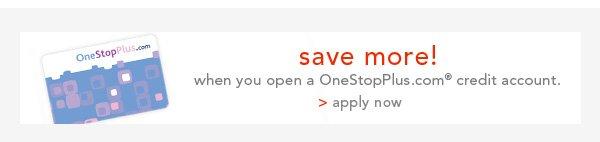 OneStopPlus.com Credit Card