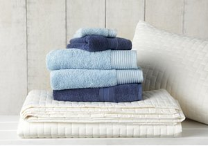 Bedding & Bath Basics by Luxury Suite