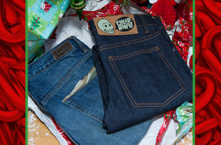 December in Review: Pants & Denim