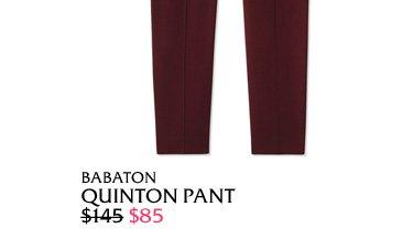 Quinton Pant