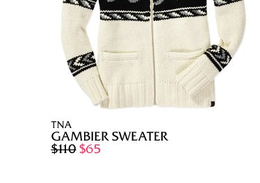 Gambier Sweater