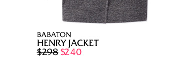 Henry Jacket
