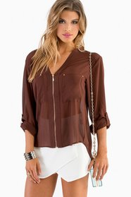 Vivienne Long Sleeve Blouse