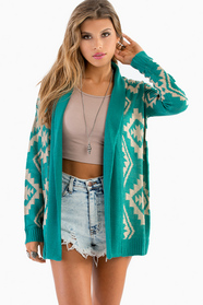 Total Tribal Cardigan